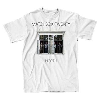 Matchbox 20 North Cover T-shirt