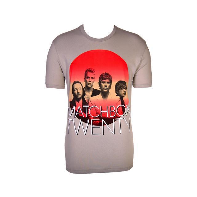 Matchbox 20 Red Dot US Tour T-shirt