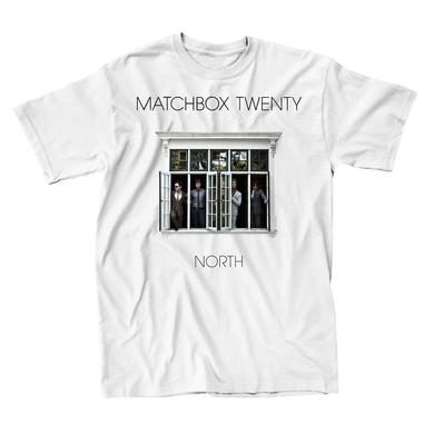 Matchbox 20 North Cover Slim T-shirt