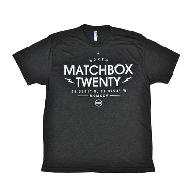 Matchbox 20 Electric T-shirt