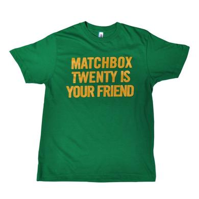 Matchbox 20 MB20 Is Your Friend T-shirt