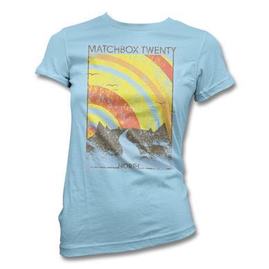 Matchbox 20 Road North T-shirt - Women's