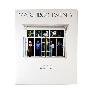 Matchbox 20 Summer 2013 US Tour Book