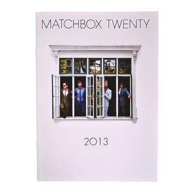 Matchbox 20 North US Tour Program