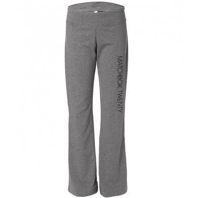 Matchbox 20 Women's Yoga Pants - Grey