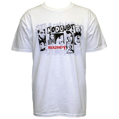 No Doubt Punk Steady Men's Tee