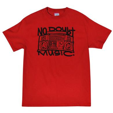 No Doubt Boom Box Men's Tee