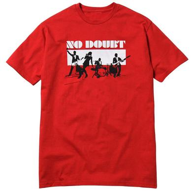 No Doubt Silhouette 2009 Men's  Tour Tee
