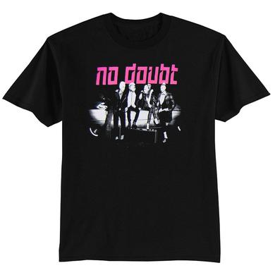 No Doubt Push and Shove Photo Men's Tee