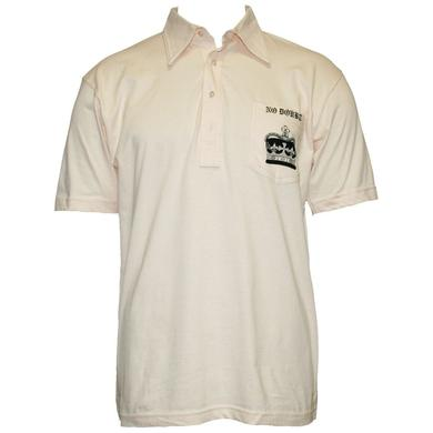 No Doubt Crown Cream Collared Shirt