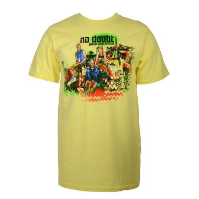 No Doubt Truckin Event Back Tee