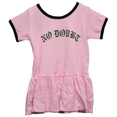 No Doubt Just A Girl Toddler Dress