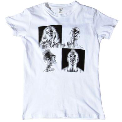 No Doubt Push and Shove Cover Ladies Tee