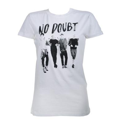 No Doubt Rooftop Ladies Tee