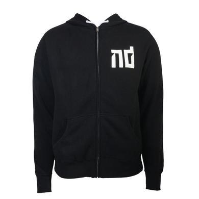 No Doubt ND Logo Zip Hoodie