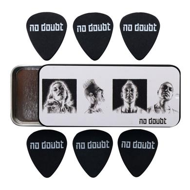 No Doubt Dunlop Guitar Pick Set