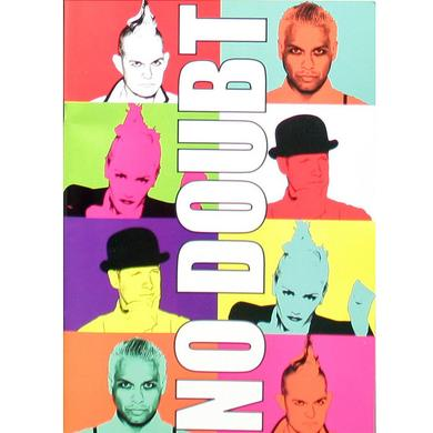 No Doubt Summer 2009 Tour Program
