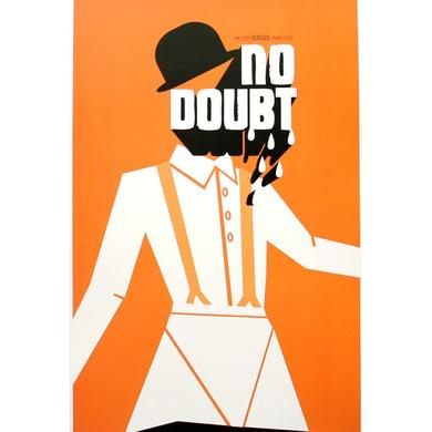 No Doubt Atlantic City Show Poster