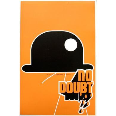 No Doubt West Palm Beach Show Poster