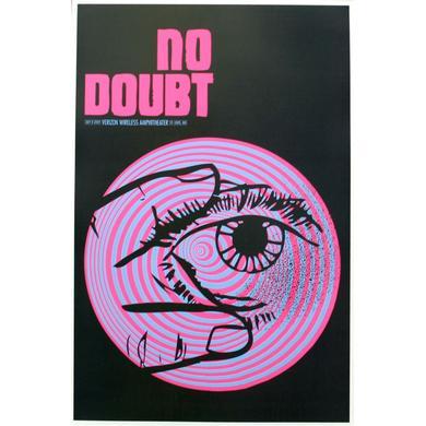 No Doubt St. Louis Show Poster