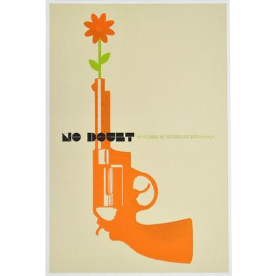 No Doubt New York Show Poster