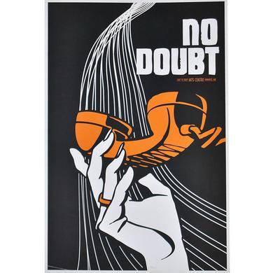 No Doubt Winnipeg Show Poster