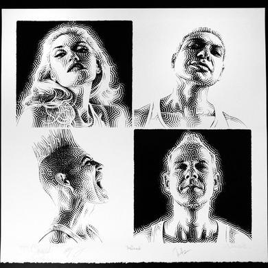 No Doubt Push and Shove Signed Album Art Print