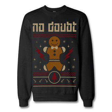 No Doubt Gingerbread Holiday Crewneck Sweatshirt