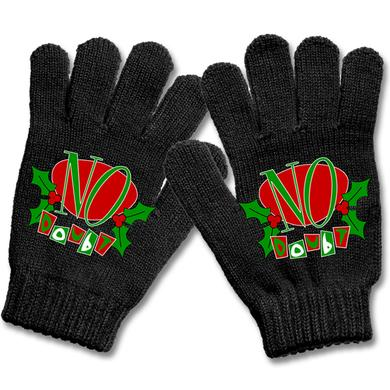 No Doubt Holiday Logo Gloves