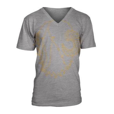 Of Monsters and Men OMAM #4 V-Neck T-Shirt