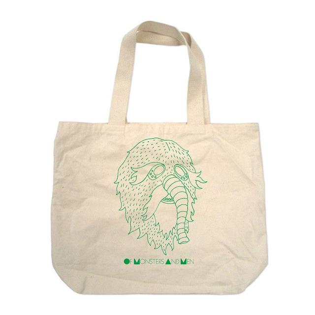 Of Monsters and Men OMAM #2 Tote Bag