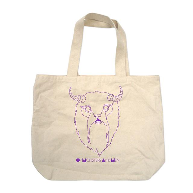 Of Monsters and Men OMAM #3 Tote Bag