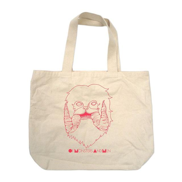 Of Monsters and Men OMAM #6 Tote Bag