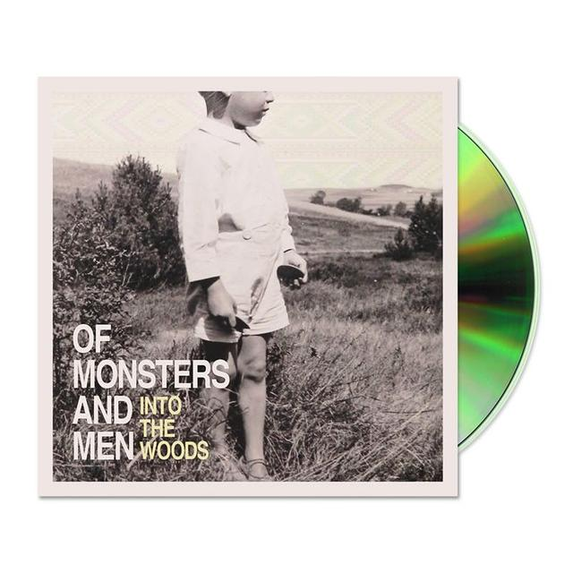 Of Monsters and Men Into The Woods EP CD (Vinyl)