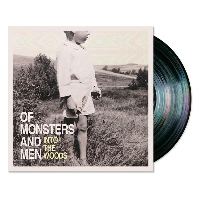 "Of Monsters and Men - Into The Woods EP 10"" EP (Vinyl)"