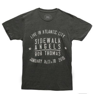 Rob Thomas Live In Atlantic City 2015 T-shirt