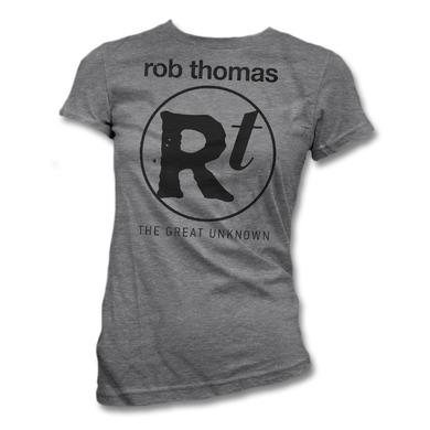 Rob Thomas The Great Unknown T-shirt - Women's