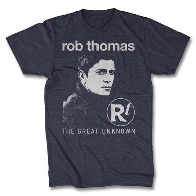 Rob Thomas Monotone Photo T-shirt