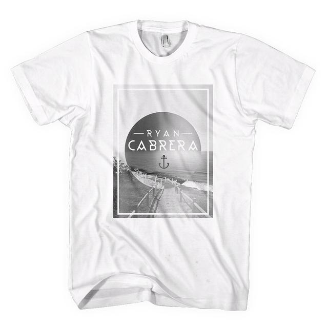 Ryan Cabrera Beach Box T-shirt - White