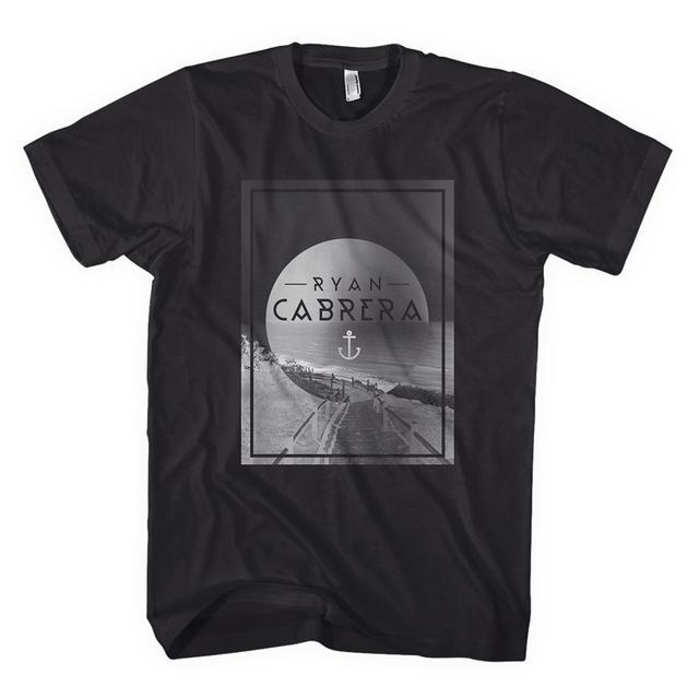 Ryan Cabrera Beach Box T-shirt - Black