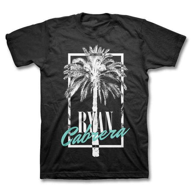 Ryan Cabrera Palm Tree T-shirt - Men's