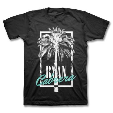 Ryan Cabrera Palm Tree T-shirt - Men's