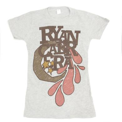 Ryan Cabrera Moon Doodle T-shirt - Women's