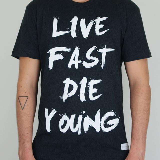 Serpent & Co. Live Fast Tee