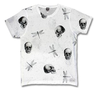 Serpent & Co. Skulls Tee (white)
