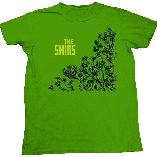 The Shins Sea Anemones Slim Fit T-Shirt
