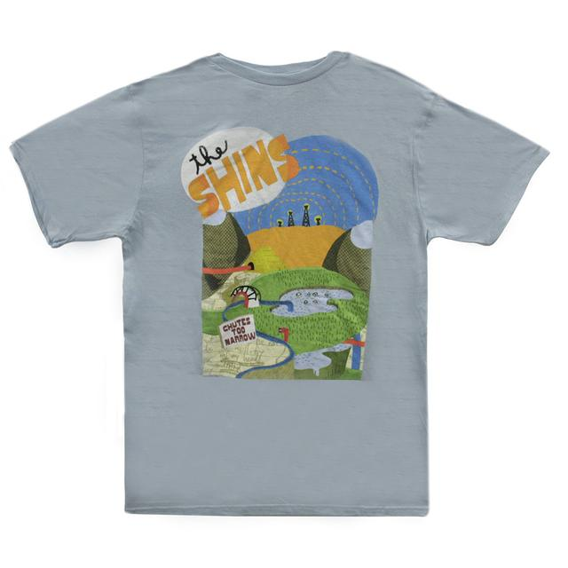 The Shins Chutes Too Narrow T-Shirt
