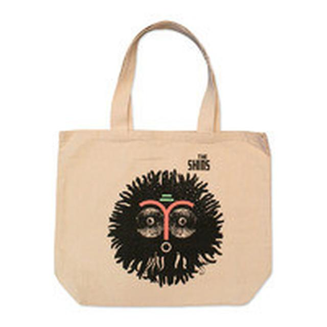 The Shins Face Collage Tote Bag