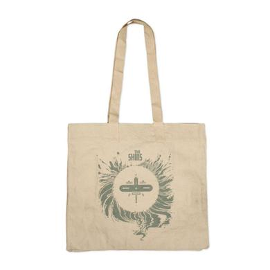 The Shins Abstract Face Plover Tote Bag