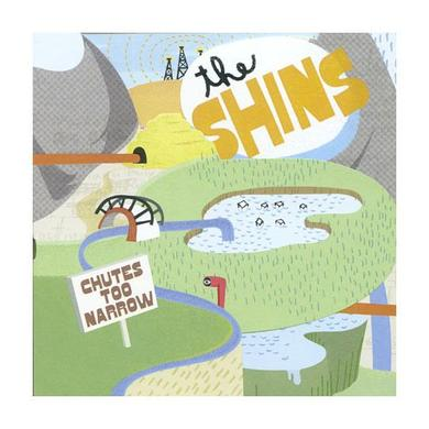 The Shins Chutes Too Narrow CD